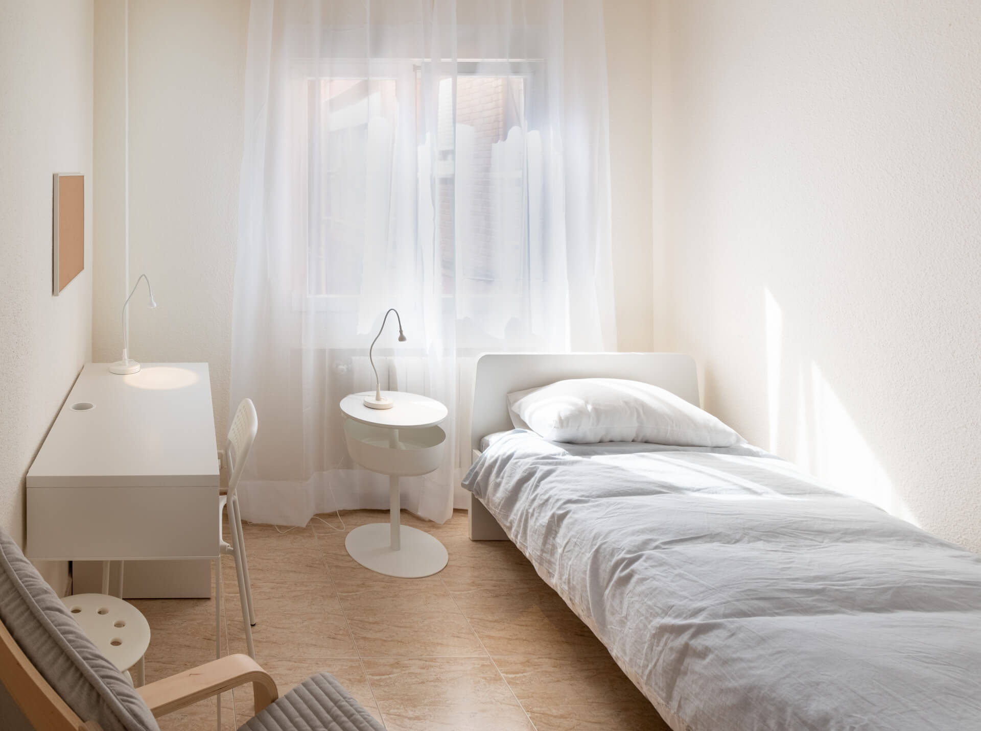 Alquiler habitación Palacio de Hielo - Hortaleza